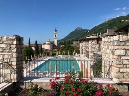 Lago di Garda bazén